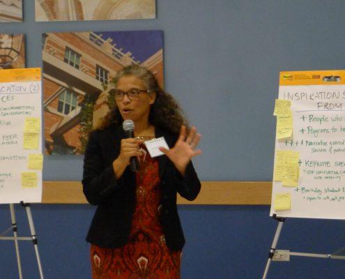 Dr. Gina Poe - COMPASS Life Sciences - AAU STEM Workshop
