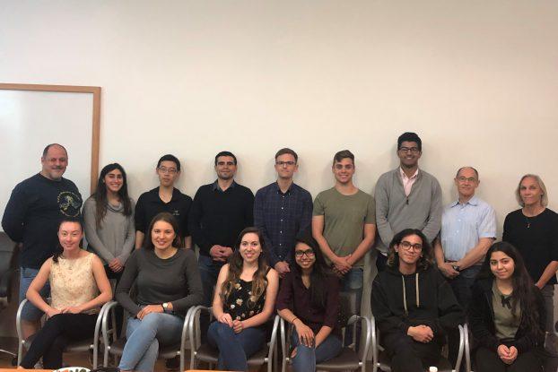 i2urp 2019-2020 group photo