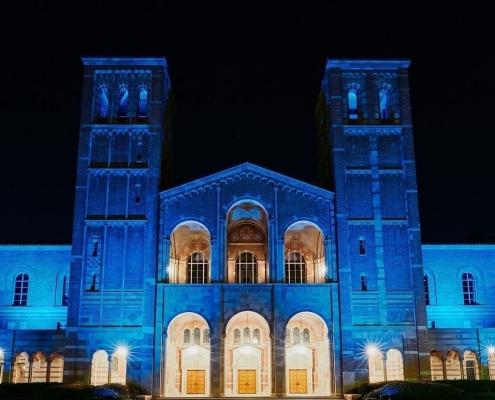 UCLA IEO Bruin Blue
