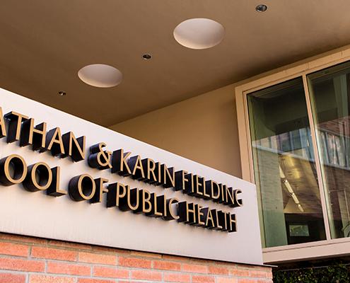 UCLA's Fielding School of Public Health
