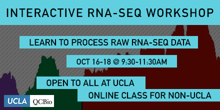 RNA-Seq Analysis I – Day One – Institute for Quantitative